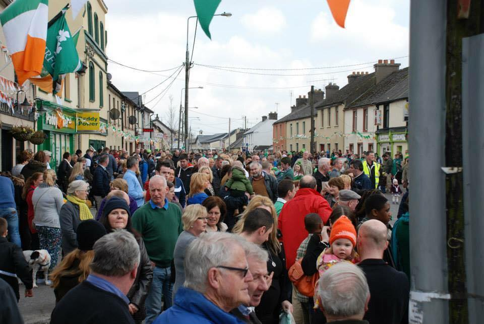 2017 Carrigtwohill St Patricks Day Parade - Ring Of Cork