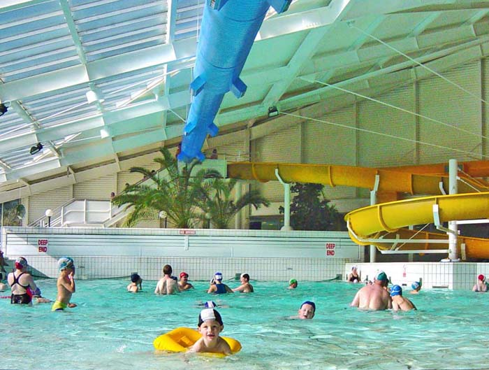 Trabolgan Indoor Pool Paradise Ring Of Cork