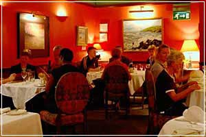 Aherne's Seafood Restaurant, Youghal