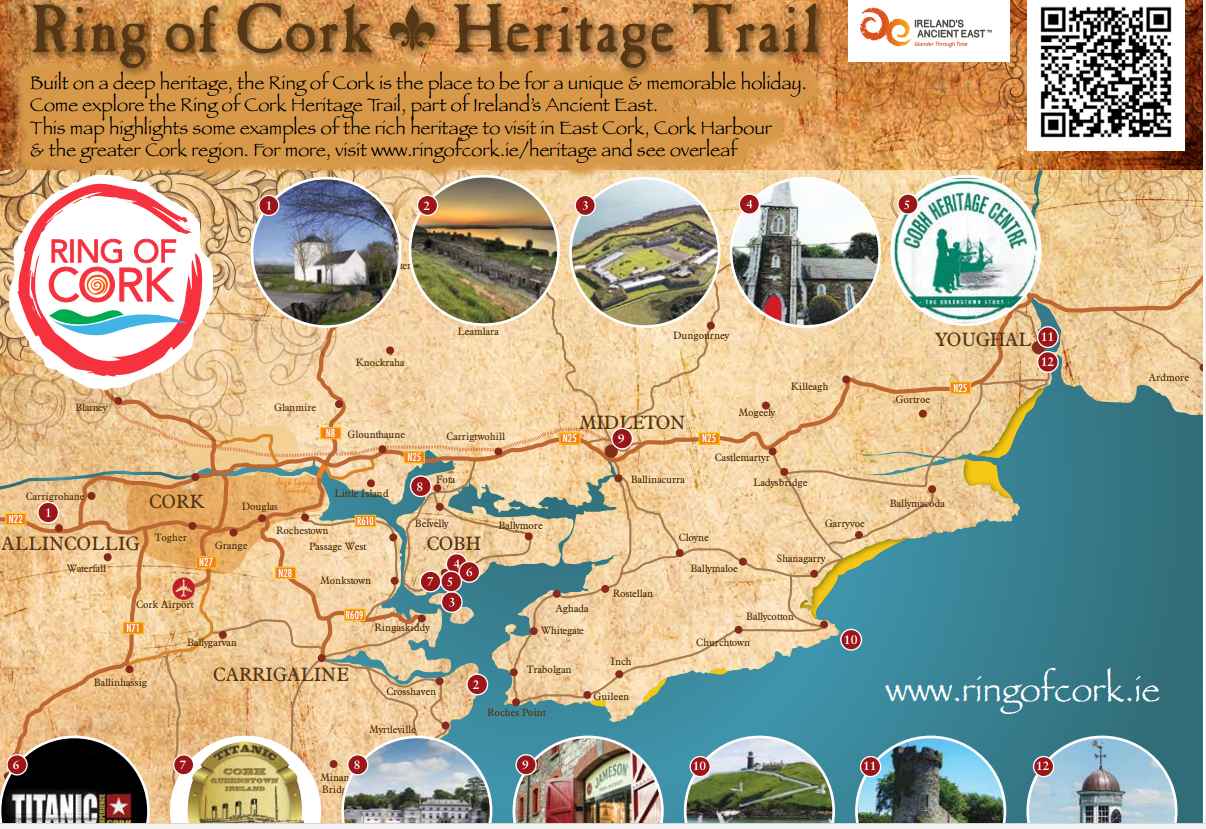 Ring of cork heritage trail ring of cork gumiabroncs Image collections