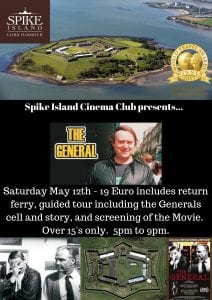 www.ringofcork.ie | Spike Island | Cinema