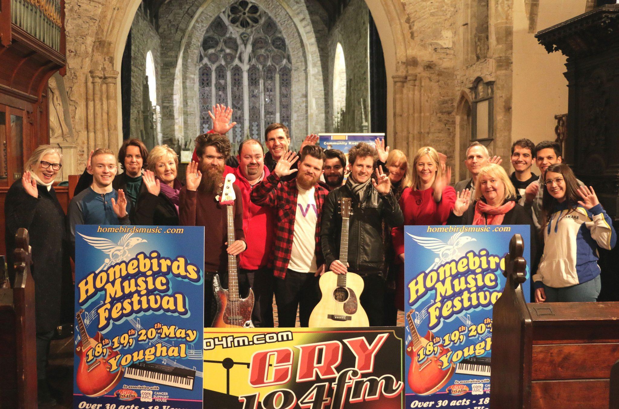 www.ringofcork.ie   Ring of Cork   Homebirds Music Festival