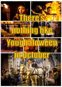 Youghaloween Spooktacular Festival - logo