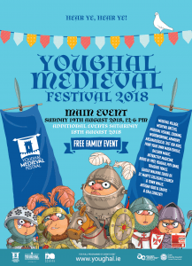 Youghal Medieval Festival