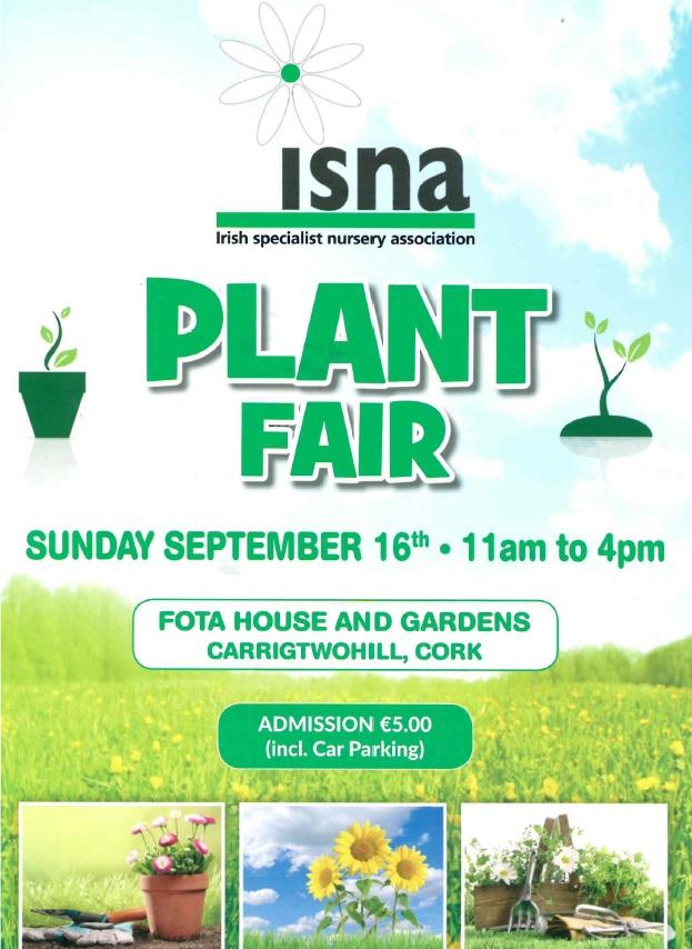 isna plant fair